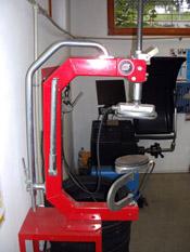 TIP-TOP Thermopresse II. - Vulkanizáló gép